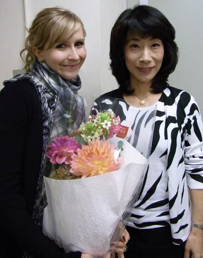 NHK flowers